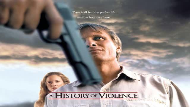 موسیقی شنیدنی فیلم سابقه خشونت