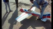 پرواز هواپیمای مدل درقم - 1