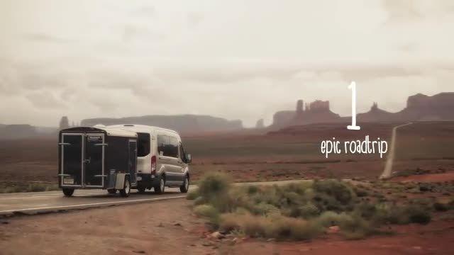 سفر جاده ای آمریکا
