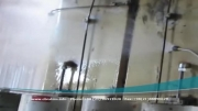 تمیز کردن کارخانه صنعتی- واترجت صنعتی- شستشو صنعتی