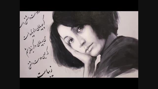 شبهای شعر خوانی دكلمه مصطفی خلاق شعر بهمنی