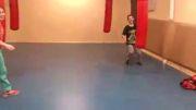 یه دختر 10 ساله با قدرت بدنی محشر و بی نظیر
