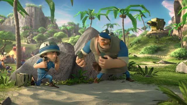 انیمیشن Boom Beach قسمت 6