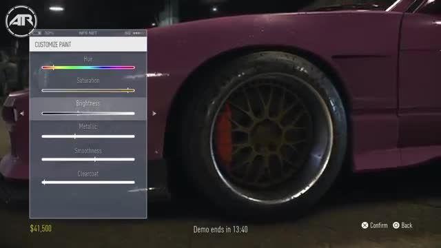IPN: جدیدترین تریلر از بازی Need for Speed