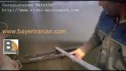 9121505650بتن ریزی لیزری سقف عرشه فولادی