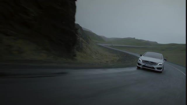 Mercedes Benz New CLA - مدل جدید مرسدس بنز سی ال ای