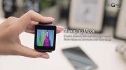 نحوه کار با ساعت هوشمند ال جی G Watch - آی تی رادار