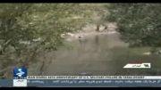 پاکسازی حاشیه رودخانه جاجرود در هفته زمین پاک93
