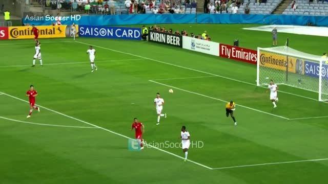 قطر 0-1 ایران - خلاصه بازی (جام ملت های آسیا 2015