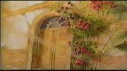 نقاشی سوخته کاری (چوب سوز) و نقاشی روی برگ - نصرآبادی