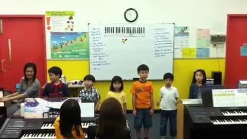 سلفژ - آموزش موسیقی در چین