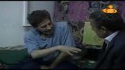 عیادت سرزده رییس جمهور از ابوالفضل پورعرب-فیلم کامل