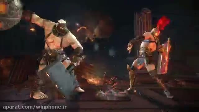تریلر بازی جدید گیم لافت: Gods of Rome