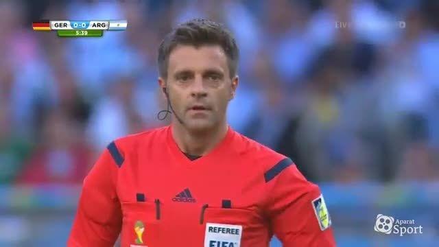 خلاصه بازی آلمان -آرژانتین بدون سانسور