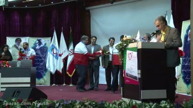 مراسم گرامیداشت شصت و هشتمین سالگرد تاسیس سازمان جوانان