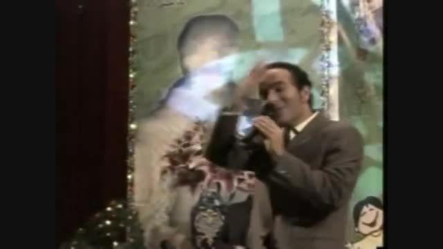تقلید صدا و ویدئوی طنز و کمدی حسن ریوندی - خنده دار