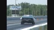 تست سرعت خودروهای فورد