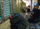 حاج منصور و محمود کریمی در حرم حضرت رقیه(س)