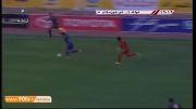 خلاصه بازی: فولاد 1-0 استقلال خوزستان