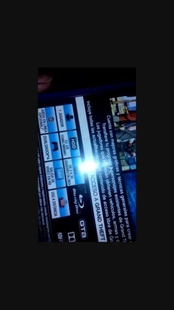 آنباکسینگ GTA V برای PS4