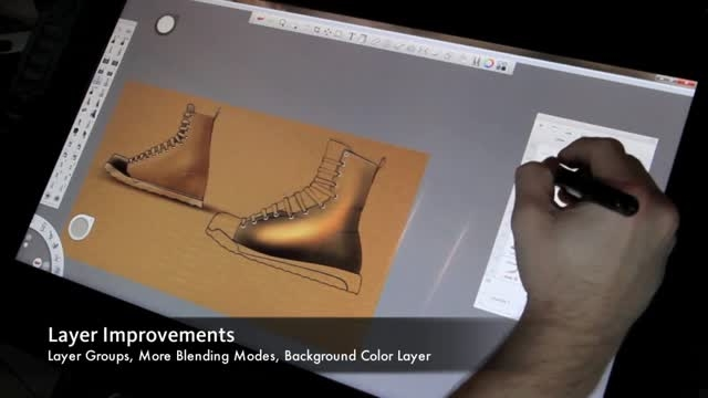 Autodesk SketchBook Pro overview