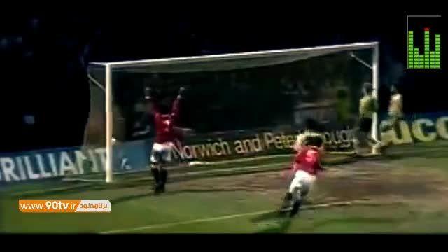 سریع ترین ضد حمله های تاریخ فوتبال ( رونالدو همه جا )
