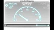 سرعت دانلود و آپلود اشتراک 1 مگابیت محدود