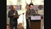 نماینده امام خامنه ای درجمع عاشوراییان ترکیه