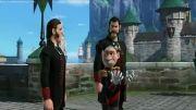 انیمیشن یخ زده.(پارت2) دوبله فارسی