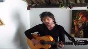 امیر عباس گلاب - اجرای زیبای ترانه ی دلم گرفت از حمید حامی