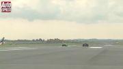 درگ بین Mercedes Benz A45 AMG و BMW M3