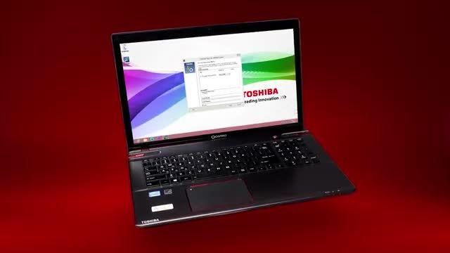 Toshiba System Recovery-توشیبا ریکاوری