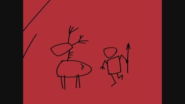 سریال انیمیشنی دیرین دیرین(نقاشی دیواری)قسمت38