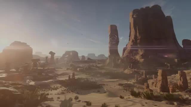 MASS EFFECT: ANDROMEDA E3 2015 Announce Trailer