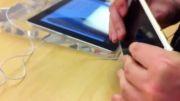 خم کردن آیفون 6 پلاس در فروشگاه اپل