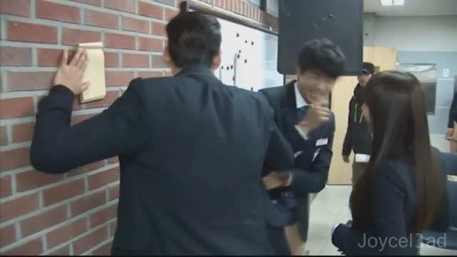 "Drama ""The Heirs"" BTS Kim Woobin  Kim Jiwon"