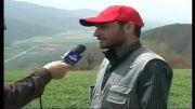 چهارمین جشنواره پاراگلایدر ایران در مینودشت