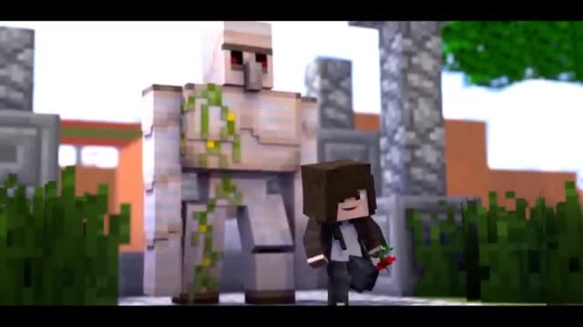 """Through History"" A Minecraft Parody of Fall Out Boy's♪"