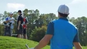 گلف بازی کردن وین رونی