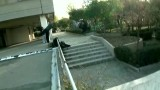 Tehran freerunning and parkour style