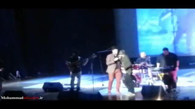 کلیپ کنسرت مرتضی پاشایی و محمد علیزاده کیش 93