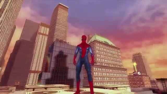 تریلر بازی مرد عنکبوتی شگفت انگیز اندروید