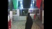 سیاه پوش کردن مسجد بادافشان به مناسبت ایام محرم