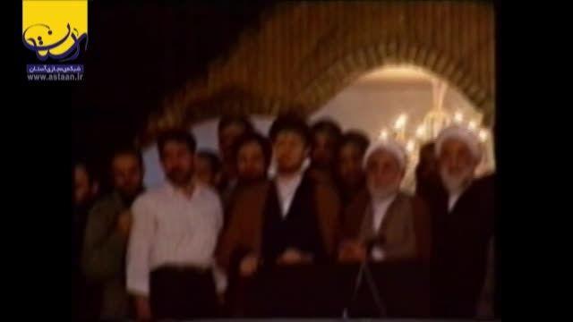 رحلت حاج سید احمد خمینی (ره)