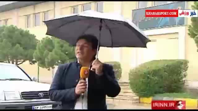 حواشی تمرین تیم ملی امید؛ ماجرای دنباله دار آزمون و جها