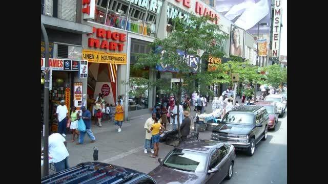 چشم انداز معماری زیبای نیویورک(HD)