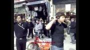 عزاداری هیت حضرت قمر بنی هاشم (ع) در شهر مشهد