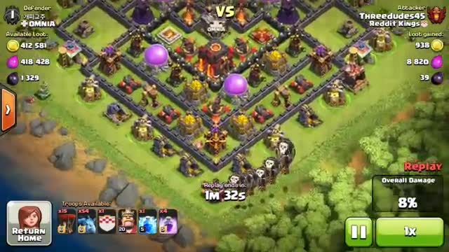downlodapp.vcp.ir-Clash of Clans - TOWN HALL 11 Leaked