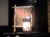 موسیقی و آوا های کار دربلوچستان سخنرانی مهندس عبدالسلام بزرگ زاده و اجرای موسیقی گل محمد بلوچی