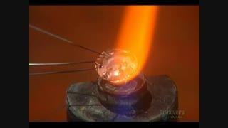 ساخت لامپ در کارخانه ها